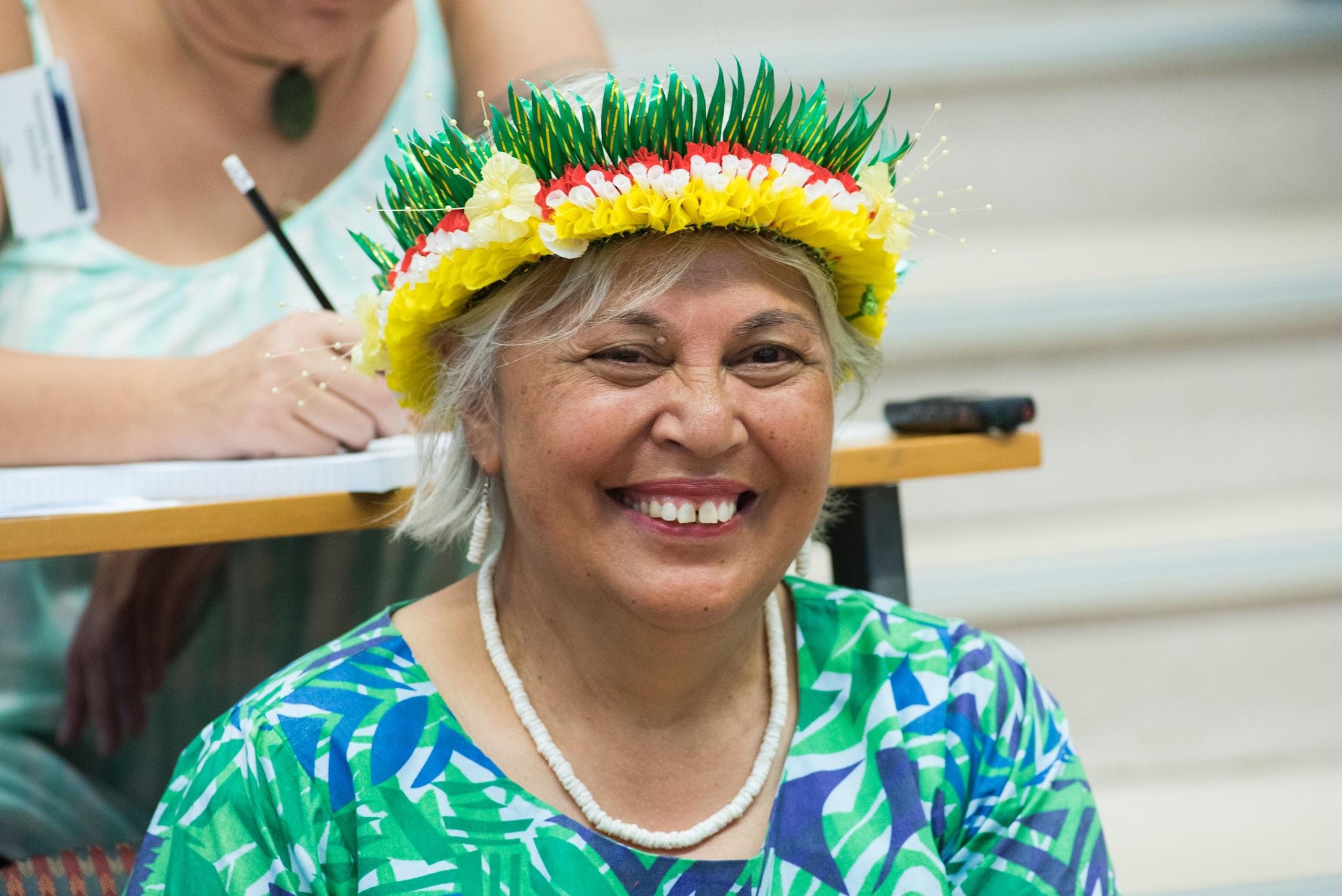 Luamanuvao Dame Winnie Laban